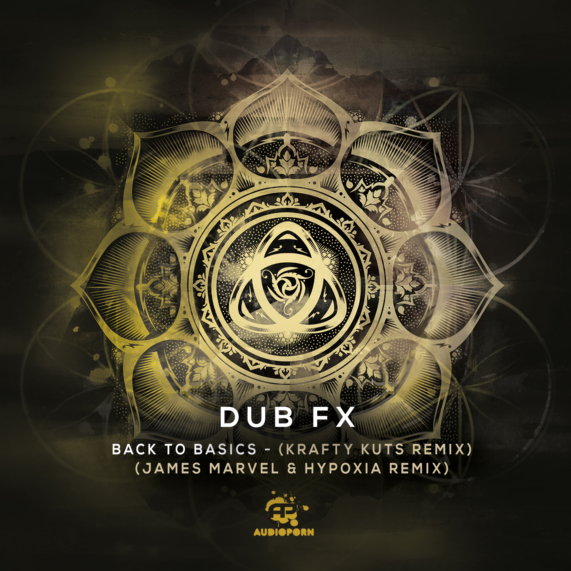 Dub FX - 'Back To Basics Remixes' [APORN056]