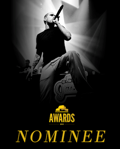 Youthstar Nominated for Best Newcomer MC